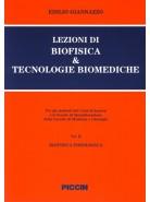 Lezioni di Biofisica & Tecnologie Biomediche - Vol.I/II