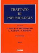 Trattato di pneumologia (3 Voll.)