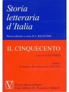 Storia Letteraria d'Italia - Il Cinquecento