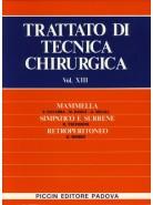 Mammella - Simpatico e Surrene - Retroperitoneo - Vol. XIII