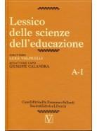 Lessico delle Scienze dell'Educazione - Vol.1