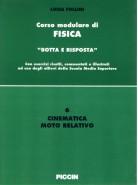 Corso modulare di Fisica Vol. 6 - Cinematica Moto Relativo