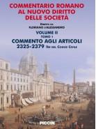 Commento agli Articoli 2325-2379