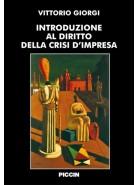 Introduzione al diritto della crisi d'impresa