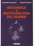 Biochimica e Biotecnologie del Rumine