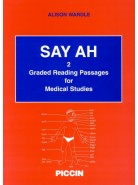 Say Ah Greaded reading Vol. II