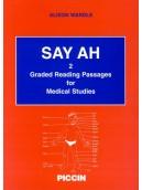 Say Ah Greaded reading Vol. II