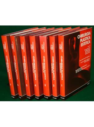 Chirurgia Plastica Estetica (7 Voll.)
