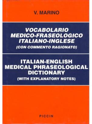 Vocabolario Medico Fraseologico inglese-italiano, italiano-inglese ( 2 Voll.)