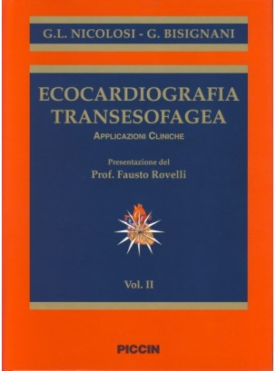 Ecocardiografia Transesofagea (2 voll.)
