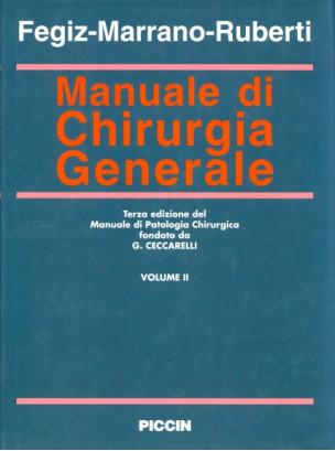 Manuale di Chirurgia Generale (2 voll.)