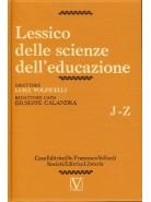 Lessico delle Scienze dell'Educazione (2 voll.)
