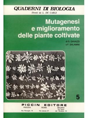 Mutagenesi e Miglioramento delle Piante Coltivate