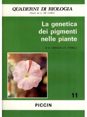La Genetica dei Pigmenti nelle Piante