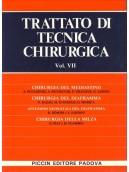 Chirurgia del Mediastino - Chirurgia del Diaframma - Affezioni Neonatali del Diaframma - Chirurgia della Milza - Vol. VII