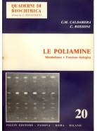 Le Poliamine - Metabolismo e Funzione Biologica
