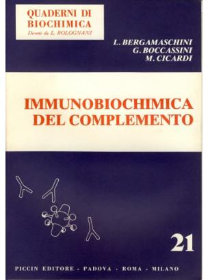 Immunobiochimica del Complemento