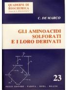 Aminoacidi Solforati e i loro Derivati
