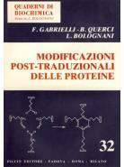 Modificazioni Post-Traduzionali delle Proteine