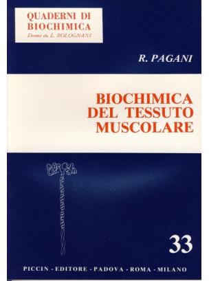 Biochimica del Tessuto Muscolare
