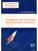 Un Modello per lo Studio dell'Equilibrio Acido Base