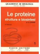 Le Proteine - Struttura e Biosintesi - Vol. 1