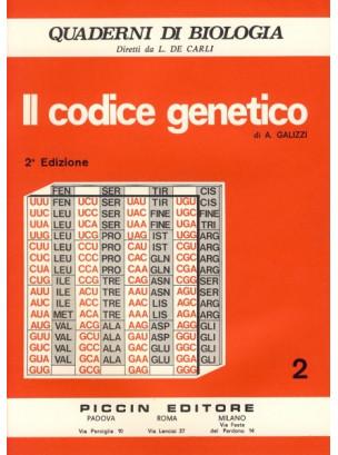 Il Codice Genetico - Vol. 2