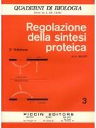 Regolazione della Sintesi Proteica - Vol. 3