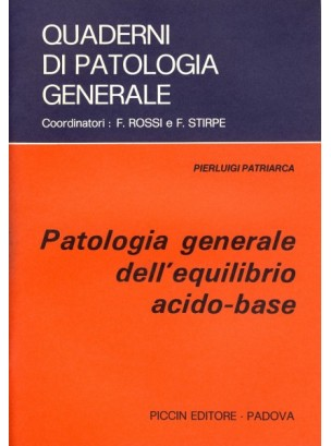 Patologia Generale dell'Equilibrio Acido-Base