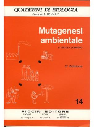Mutagenesi Ambientale - Vol. 14