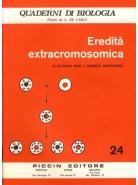 Eredità Extracromosomica - Vol. 24