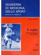 Il Rugby - Aspetti di Medicina dello Sport
