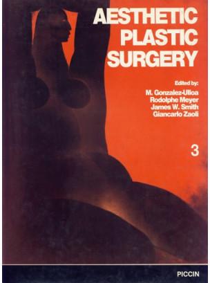 Gonzalez-Ulloa/Zaoli Inglese III Vol. - Aesthetic Plastic Surgery