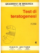 Test di Teratogenesi - Vol. 4