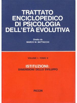 Istituzioni: Dimensioni dello Sviluppo - Vol. 1/2