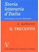 Storia Letteraria d'Italia - Il Trecento