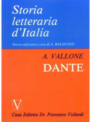 Storia Letteraria d'Italia - Dante