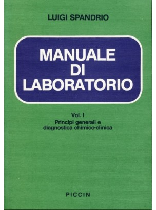 Manuale di laboratorio - vol 1