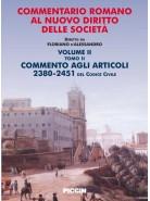 Commento agli articoli 2380-2451 del codice civile