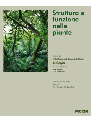 Struttura e funzione nelle piante