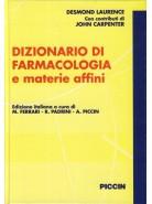 Dizionario di farmacologia e materie affini