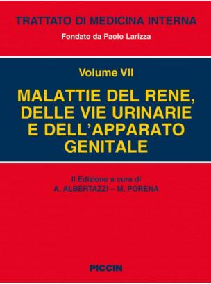 Malattie del rene, delle vie urinarie e dell'apparato genitale VOL. VII