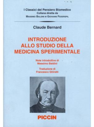 Introduzione allo Studio della Medicina Sperimentale