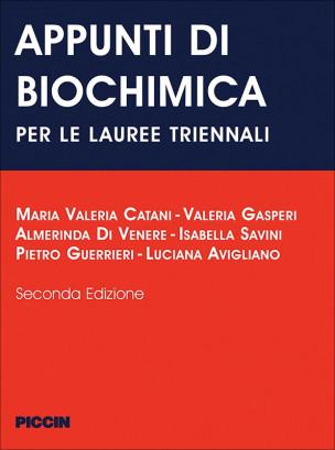 Appunti di biochimica per le lauree triennali
