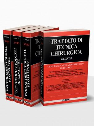 Chirurgia Plastica Ricostruttiva ed Estetica - Vol. XVII/1-4