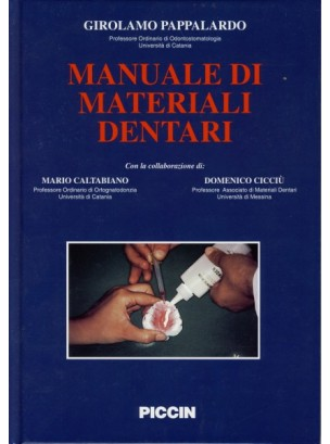 Manuale dei Materiali Dentari