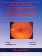 Testo Atlante a colori del fondo dell'occhio nella malattia ipertensiva