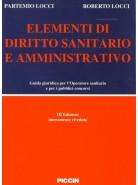 Elementi di Diritto Amministrativo e Principi di Legislazione Sociale e Sanitaria