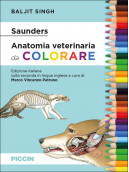 Anatomia veterinaria da colorare