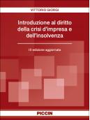 Introduzione al diritto della crisi d'impresa e dell'insolvenza